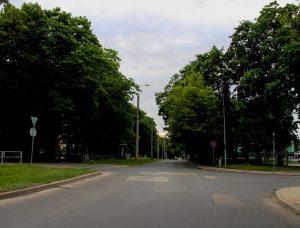 Bauskas un Skaistkalnes krustojums
